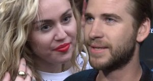 Miley CyrusandLiam Hemsworth