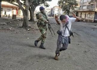 Soldier and Journalist