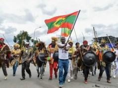 Ethiopia Oromo