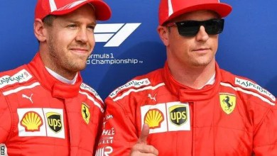 Photo of Italian GP: Kimi Raikkonen on pole, Sebastian Vettel second, Hamilton third