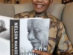 Nelson Mandela Reading