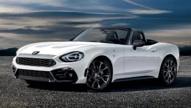 Photo of The 2019 Fiat 124 Abarth Spider speaks to us