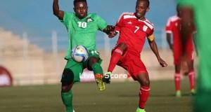 Zambia vs Namibia
