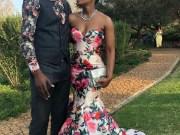 Zinhle Mabena and husband
