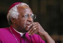 Anglican Archbishop Emeritus Desmond Tutu