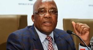 Dr Aaron Motsoaledi