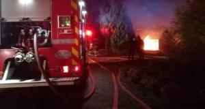 Gauteng house fire