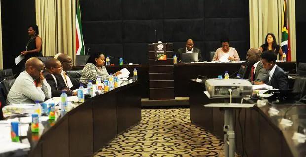 Senior Eskom officials