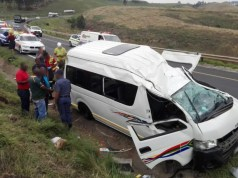 N3 taxi accident