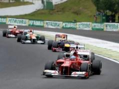 Brazilian F1 GP