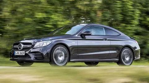 Merc Benz C43