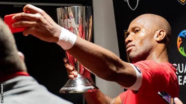 Didier Drogba MSL