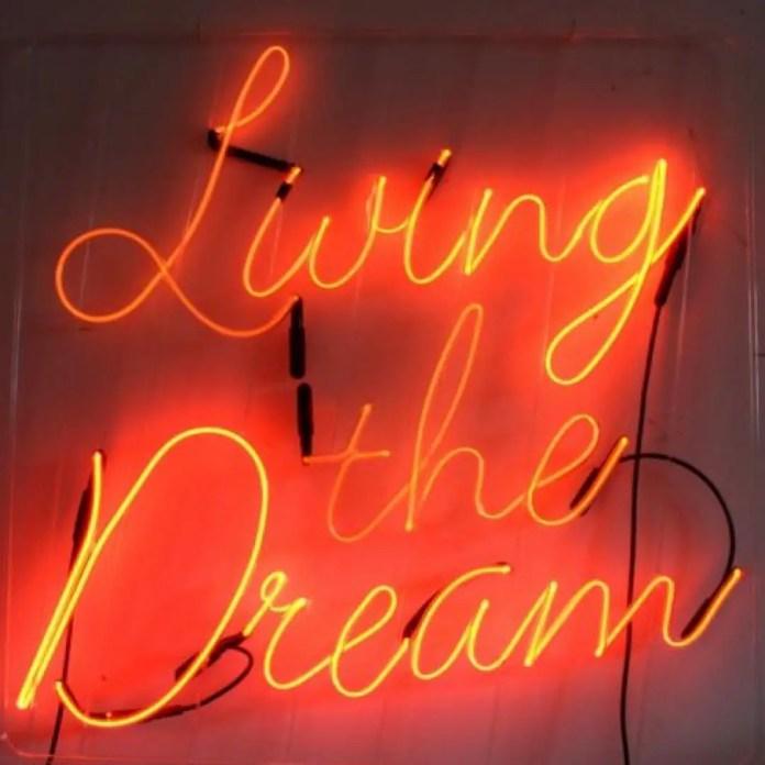 Faith Nketsi living Dream