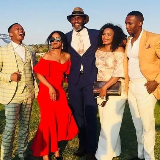 Nhlanhla Mdlalose Wedding
