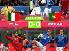 Italy v Portugal