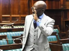 Former home affairs minister Malusi Gigaba