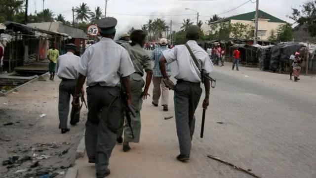 Mozambique Islamist attack