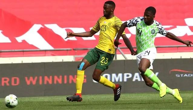 Nigeria v South Africa