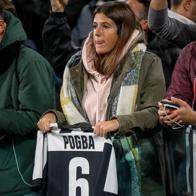 Pogba's Fans