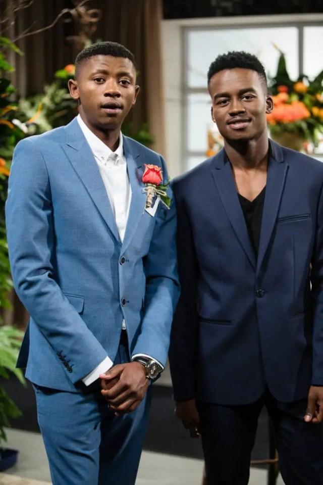 Xolile and Mthunzi Wedding