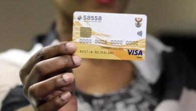 Sassa beneficiaries