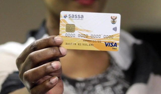 Sassa beneficiaries