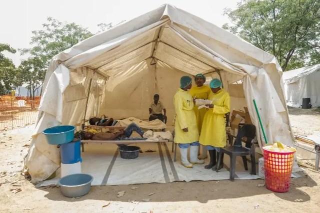 Cholera outbreak