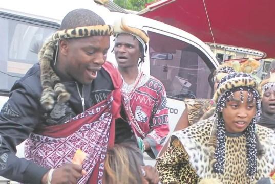Ngizwe and Floda Grae
