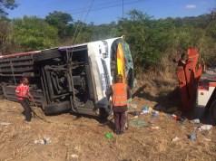 Intercape bus Accident