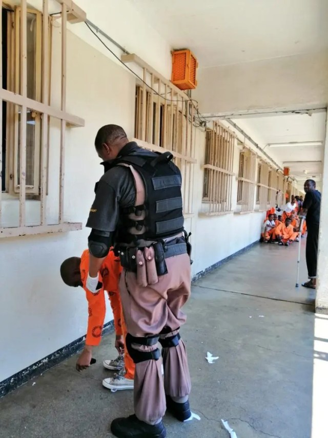 Johannesburg Correctional Centre