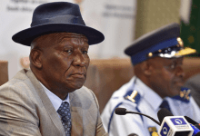 Photo of Police Minister Bheki Cele provides an update on Level 1 regulations