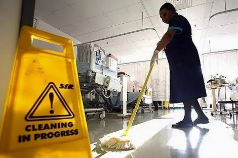 Public Hospital Cleaners