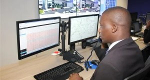 Security control room operators