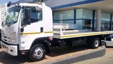 Service Truck Drivers