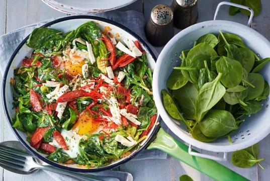Super spinach