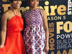 Nomzamo and Taraji