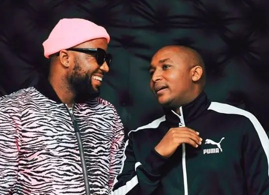 Tlee and cassper nyovest
