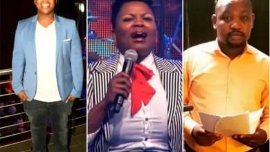 Akhumzi Jezile, Siyasanga Kobese and Thobani Mseleni