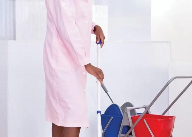 Cleaner supervisor