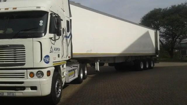 Code 14 Truck Driver