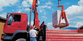 Crane Mounted Truck Driver