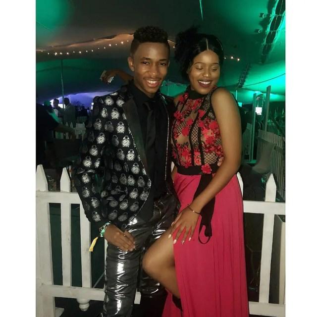 Natasha Thahane and Lasizwe