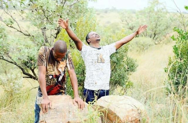 Prophet Bushiri and Uebert Angel