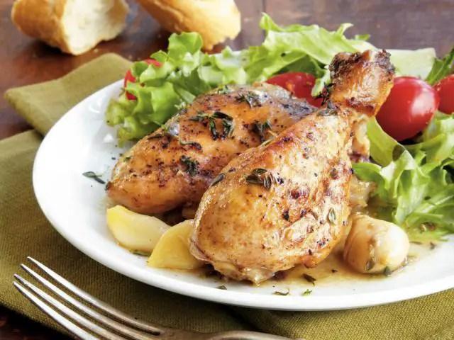 Roast chicken breast