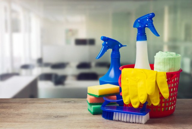 Supervisor for a cleaning company