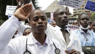 Zimbabwean doctors