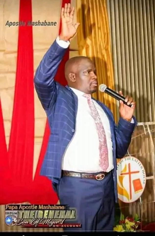 Apostle Mashabane