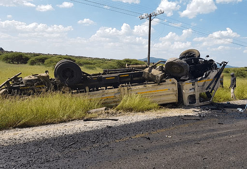 Limpopo crash