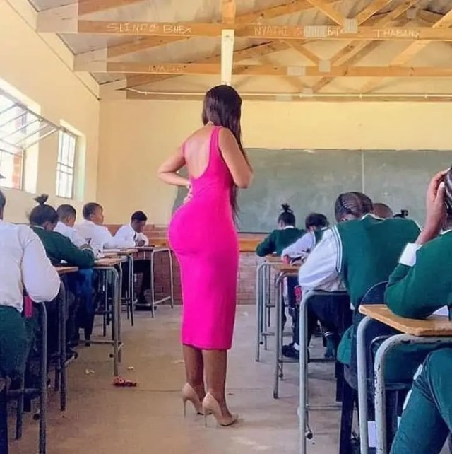 Mzansi Teacher