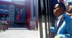 Pastor Lukau and Mboro